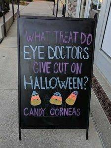 trick or treat eye doctor allen tx